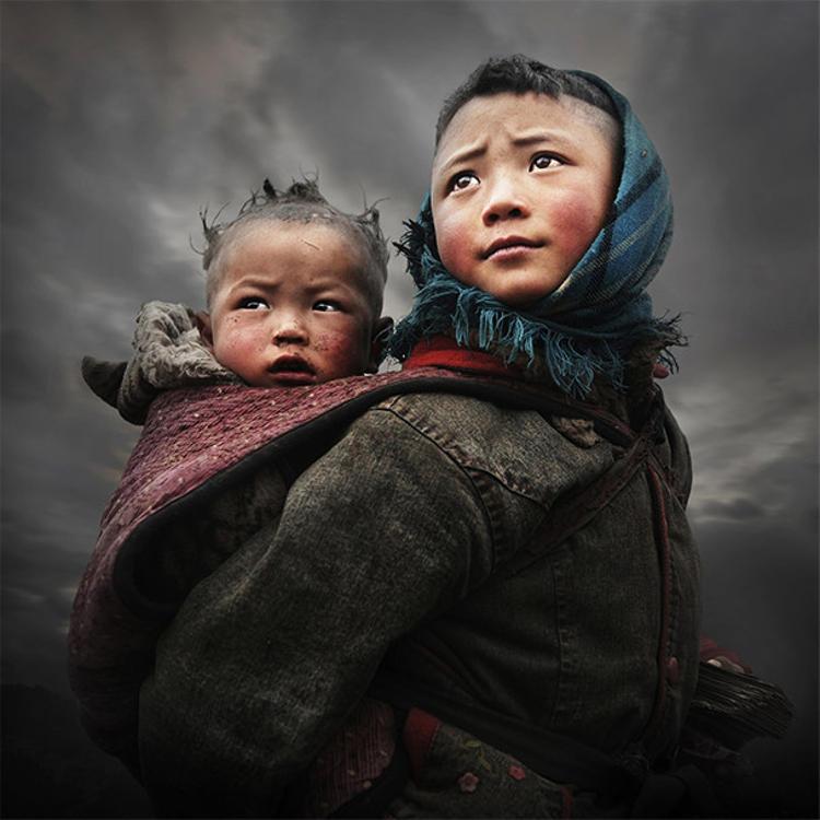 Popular Entry: Liangshan Child