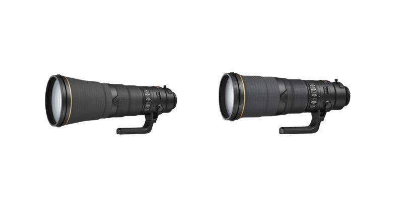 Két új Nikon szupertelefotó objektív