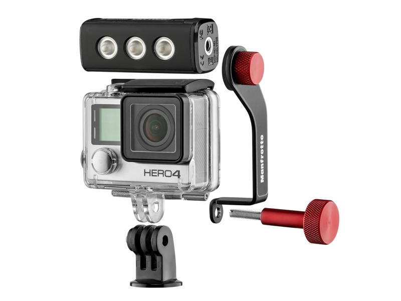 Manfrotto Off Road ThrilLED