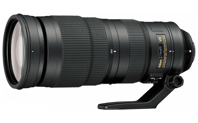 Nikon új AF-S Nikkor 200-500mm F/5.6E ED VR objektív