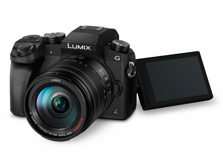 A 2015-2016 legjobb európai digitális fényképezőgép: Panasonic LUMIX DMC-G7/70