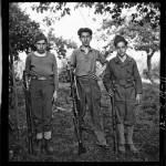 John G. Morris: Valahol Franciaországban, fotókiállítás
