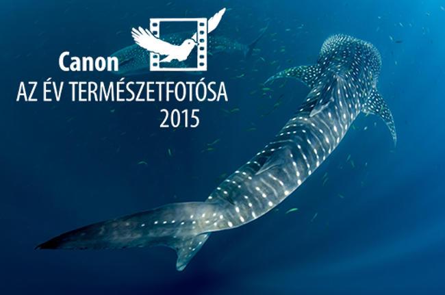 Canon - Az Év Természetfotósa 2015