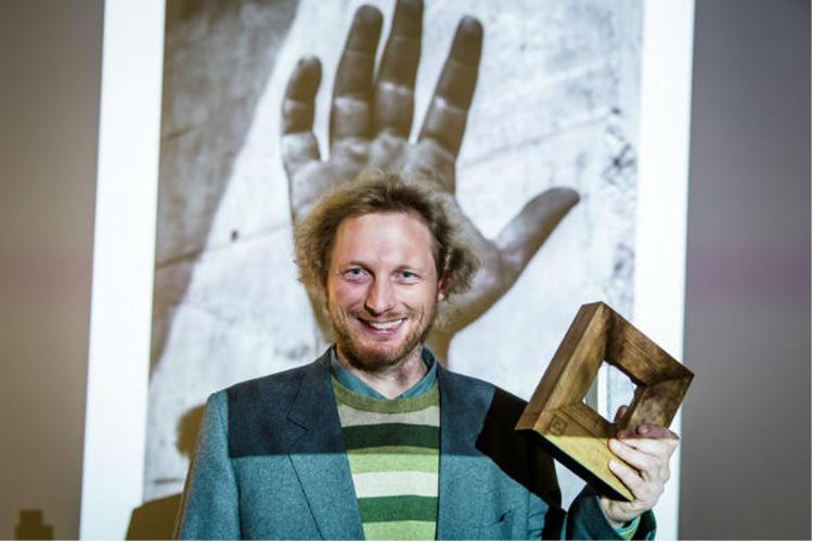 Kudász Gábor Arion az első Capa-nagydíj nyertese