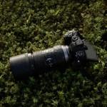 Kompakt Olympus 300mm teleobjektív