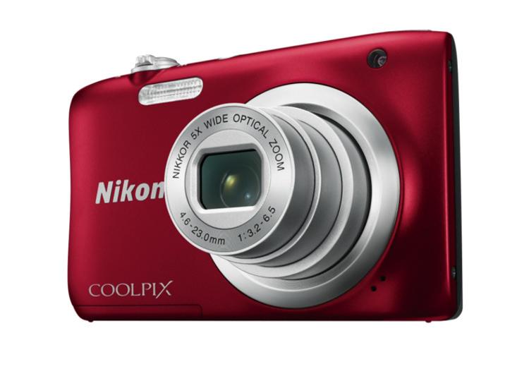 Nikon Coolpix A100 és A10 kompakt fényképezőgépek