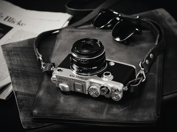 Olympus PEN-F - High-end teljesítményt kínáló fényképezőgép