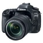 Távolról vezérelhető zoom és élességállítás, a Canon EOS 80D DSLR fényképezőgép