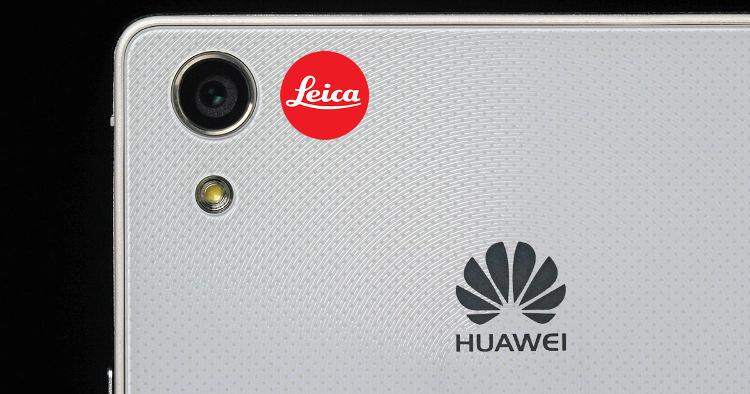 A Huawei és a Leica Camera együttműködés