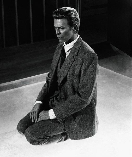 David Bowie Unseen fotókiállítás