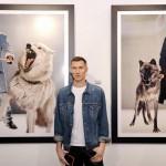 """""""David Bowie Unseen"""" Markus Klinko fotókiállítás Baselben"""
