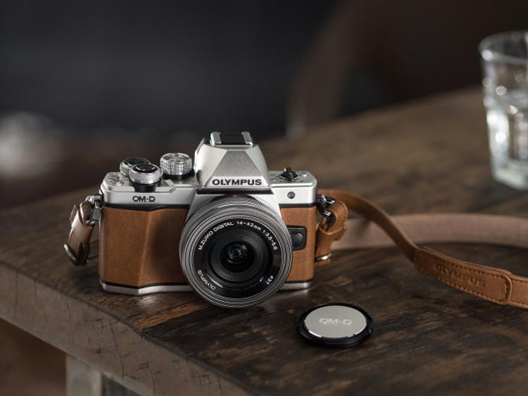 Olympus OM-D E-M10 Mark II Limited Edition fényképezőgép