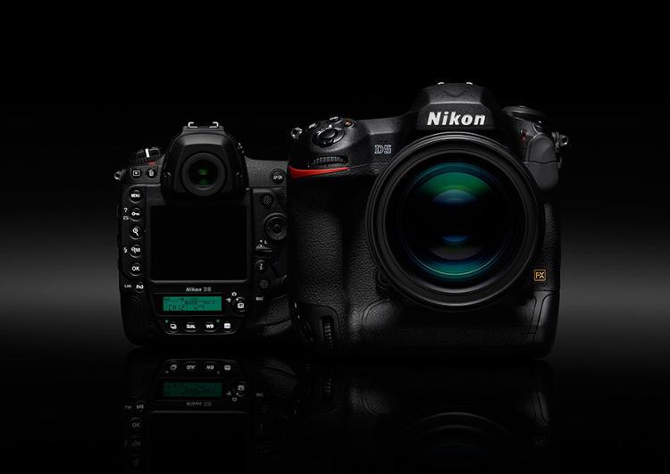 Nikon D5 és D500 DSLR fényképezőgépek Red Dot Award: Product Design 2016 díjasok