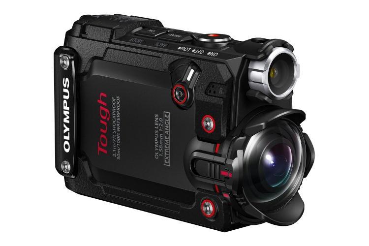 Olympus TG Tracker akció-fényképezőgép