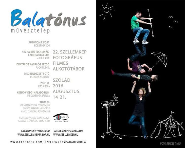Balatónus| XXII. Szellemkép Alkotótábor