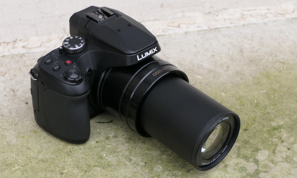 Panasonic DMC-FZ82 (FZ-80)