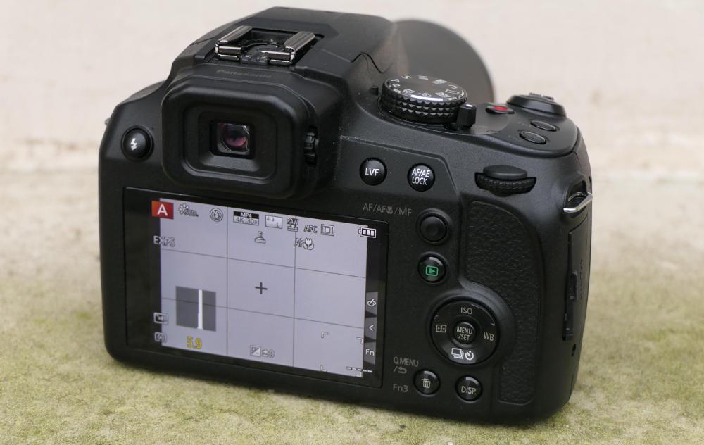 Hatvanszoros zoom átfogás és 4K video a Panasonictól